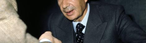 Ancora un francobollo per Aldo Moro