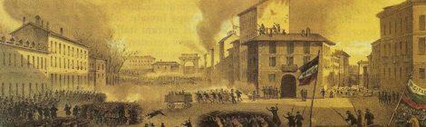 La rivolta di Milano arriva anche dal cielo
