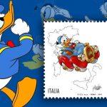 """E per Paperino arriva il """"francobollo"""" maxi"""