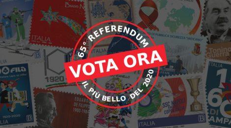 """Referendum """"Il più bello del 2020"""": si vota!"""