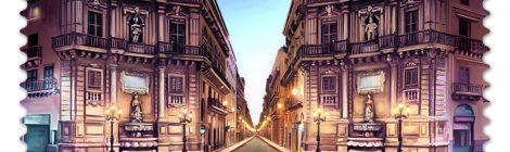 Serie Turismo: Palermo